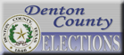 Denton County Elections Link