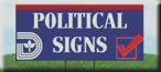 Political Signs Information Link