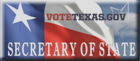 Texas Secretary Of State Elections Link